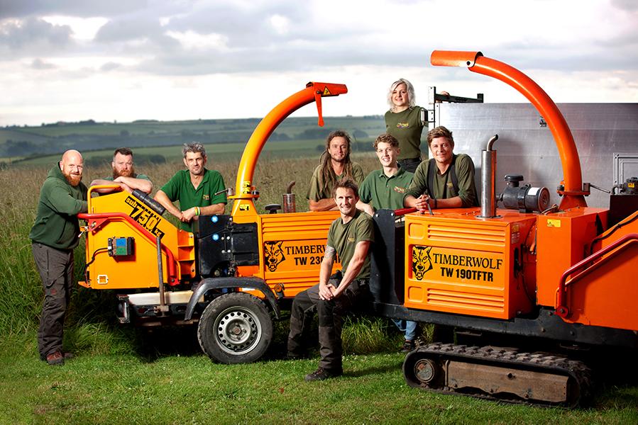 Lincolnshire Tree Services Team - Timberwolf Testimonial