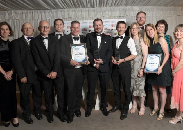Timberwolf Team - Suffolk Business Awards